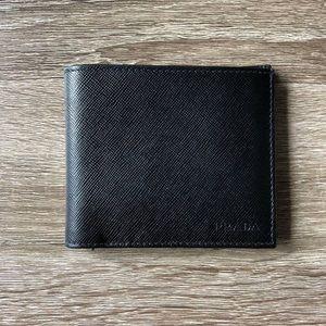 Genuine Men's Prada Wallet from Barney's